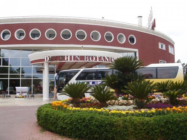 Отель Дельфин Ботаник 5*, Турция