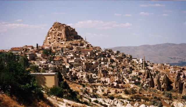 Деринкую, Турция