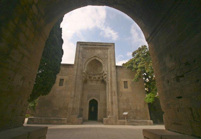 Диванхана - Дворец Ширваншахов, Баку, Азербайджан