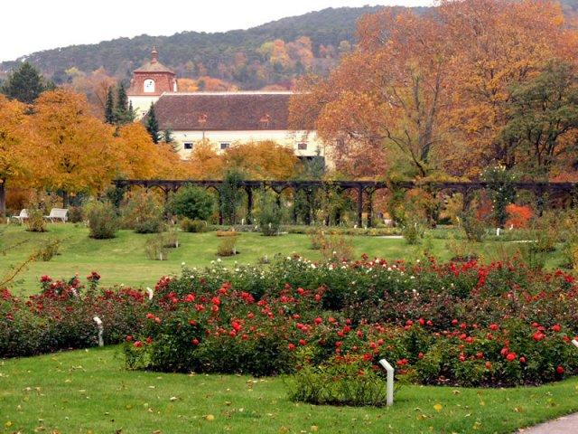 Добльхофпарк в Бадене, Австрия