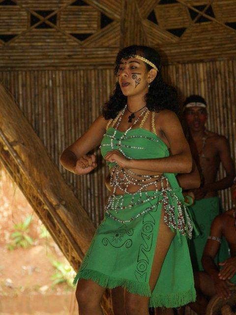 Танцы Доминики