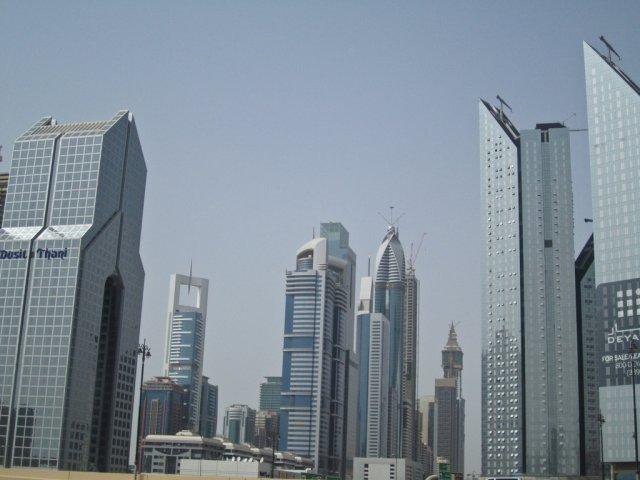 Деловой центр Дубая, ОАЭ
