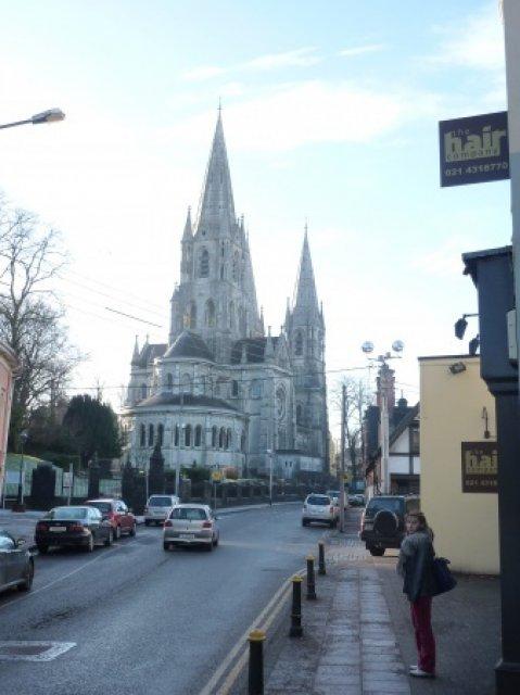 Корк, собор Св.Финбарра