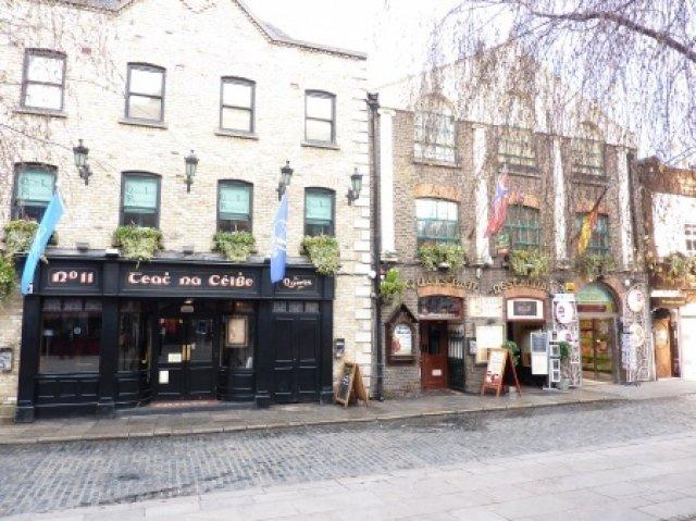Temple Bar street