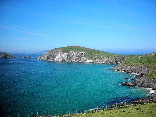 Dunmore Head на полуострове Дингл, графство Керри, Ирландия