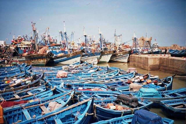 Эс-Сувейра - портовый город в Марокко