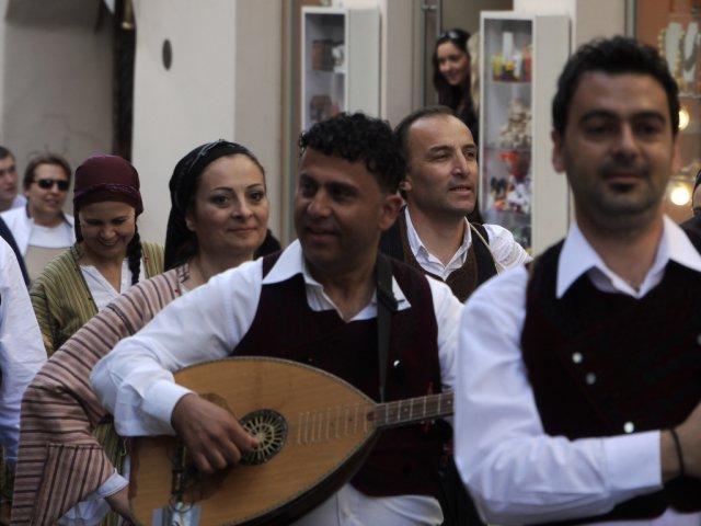 Этно-фестиваль в Вильнюсе, Литва