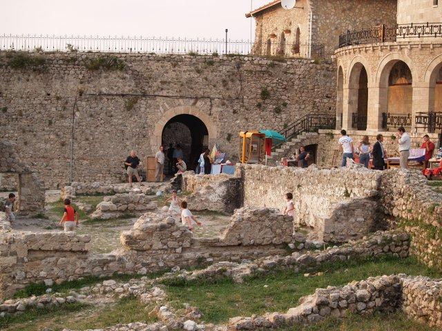 Этнологический музей города Круя, Албания