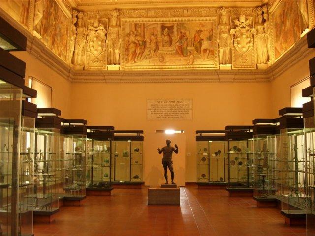 Грегорианский этрусский музей, Ватикан