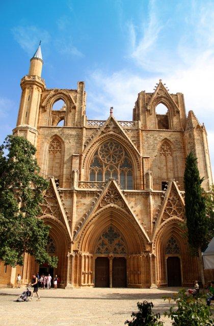 Кафедральный Собор Святого Николая, Фамагуста
