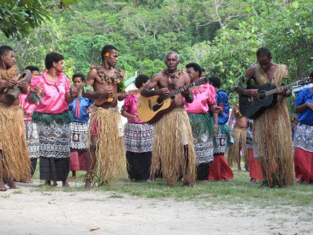 Национальные танцы, Фиджи
