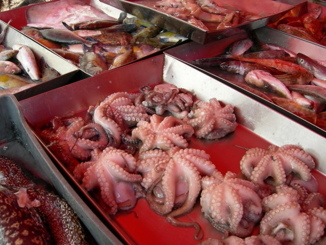 Рынок морепродуктов, Мальта