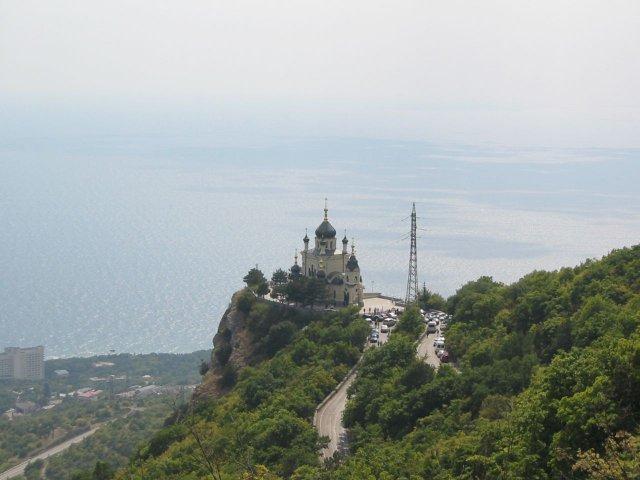Форос, Крым, Украина