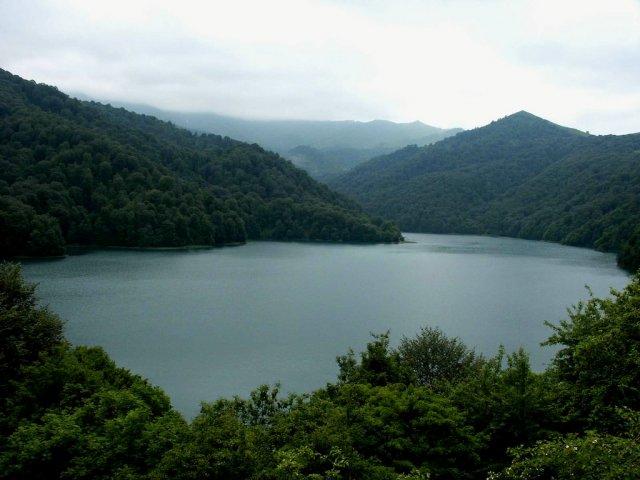 Озеро Гёйгёль, Азербайджан
