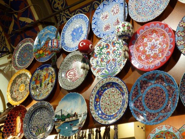 Великий Базар Kapalı Çarşı в Стамбуле, Турция