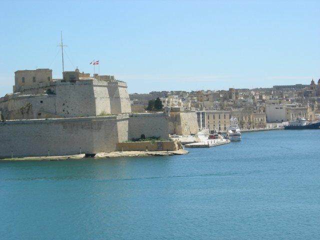 Порт Grand Harbor, Валлетта, Мальта
