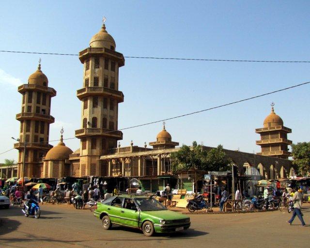 Большая Мечеть в Уагадугу, Буркина Фасо