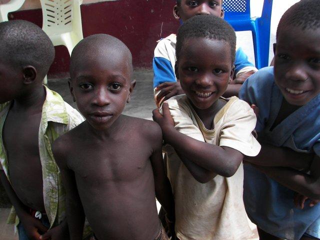 Дети, Гвинея-Бисау