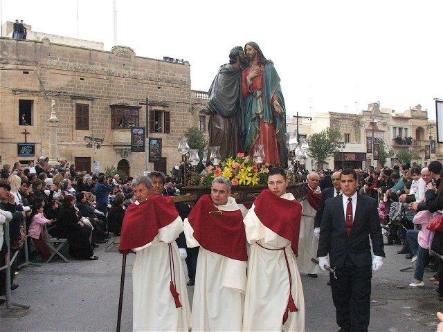 Страстная неделя на Мальте