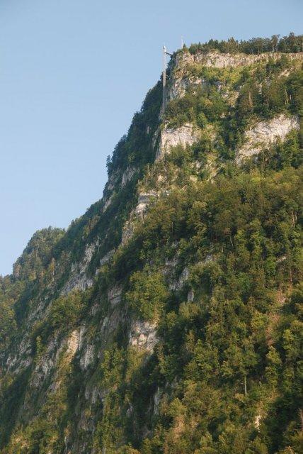 Лифт Hammetschwand, Бюргеншток, Швейцария