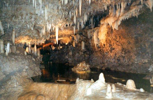 Пещера Харрисона, Барбадос
