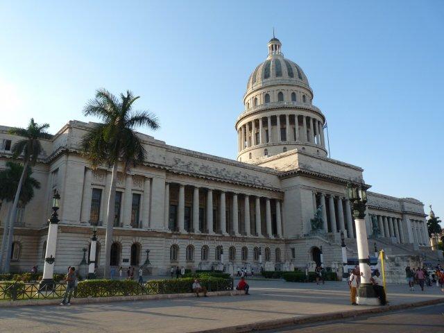 Капитолий, Гавана, Куба