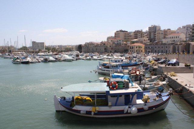 Ираклион, остров Крит, Греция