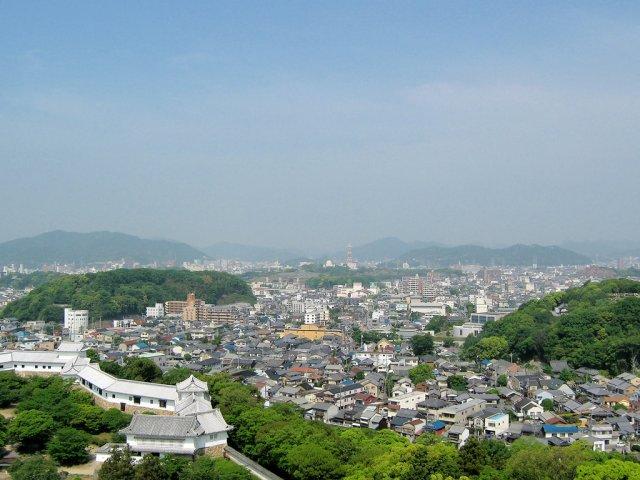 Замок белой цапли (Замок Химэдзи), Япония