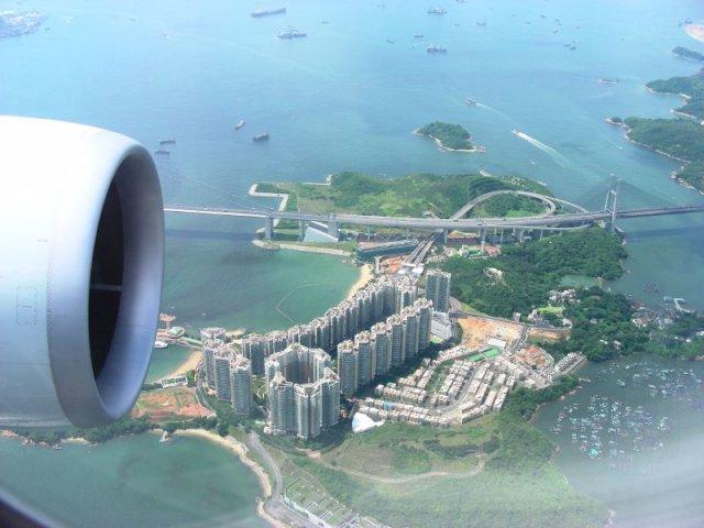 Остров Мавань, Гонконг