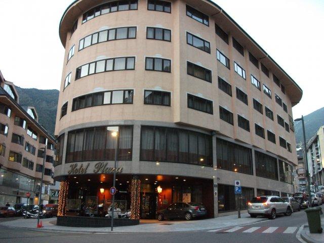 Hotel Plaza, Андорра-Ла-Велла