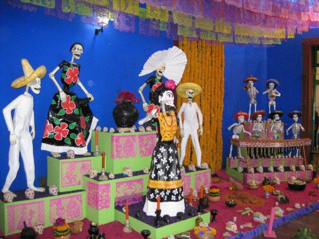Музей Фриды Кало и Диего Риверы