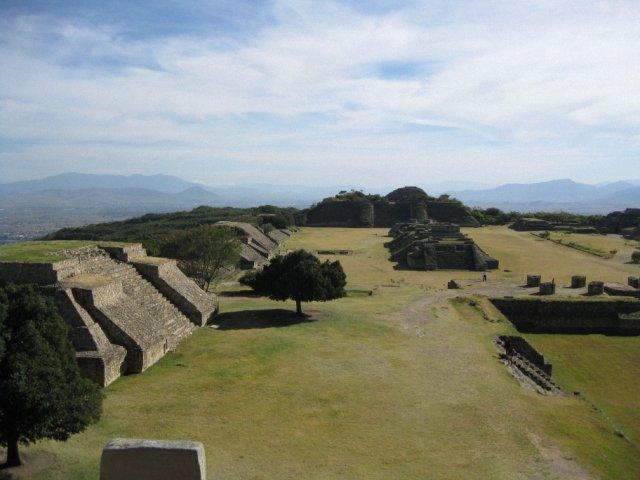 Монте-Альбан, Оахака, Мексика