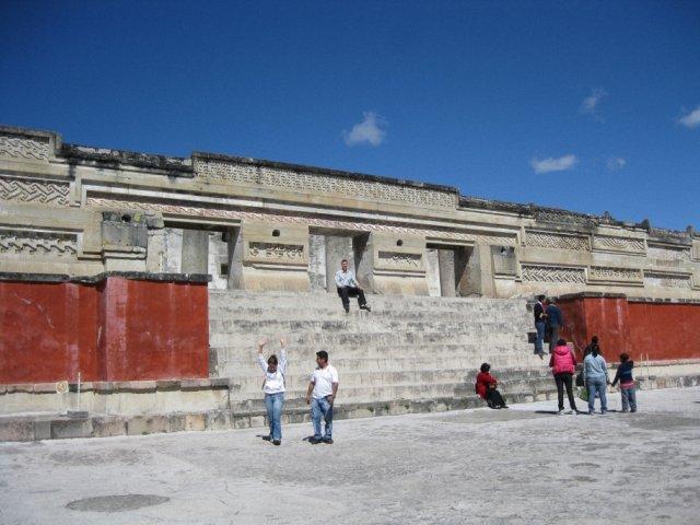 Митла, Мексика
