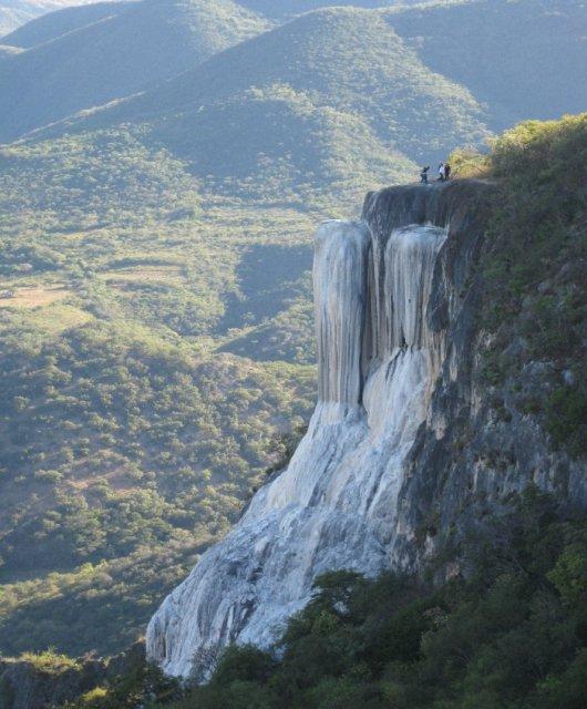 Минеральные источники Хьерве дель Аква, Мексика
