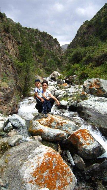 Иссык-Ата, Киргизия