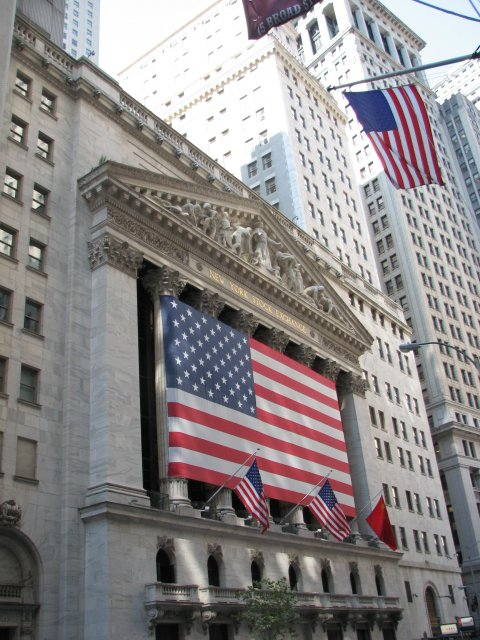 Фондовая биржа Нью-Йорка NYSE