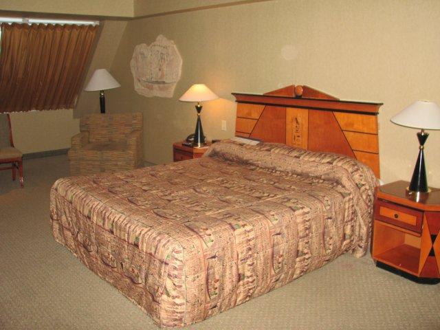 Номер отеля Луксор, Лас-Вегас