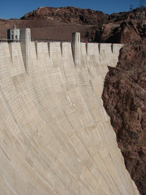 Плотина Гувер-дам, Аризона