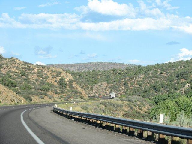 Дорога к Гранд Каньону, США