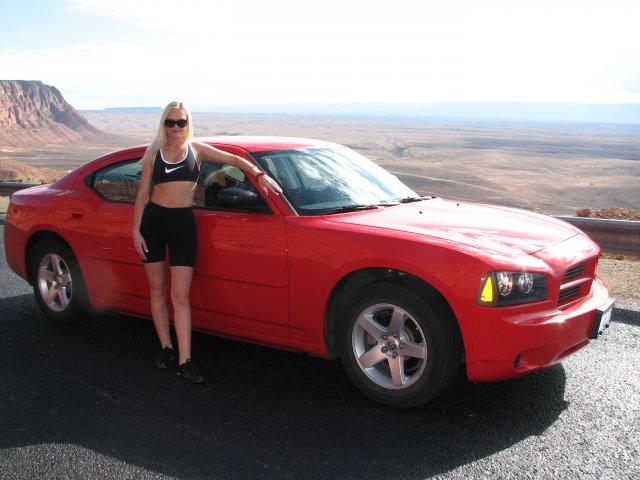 Dodge Charger, Аризона