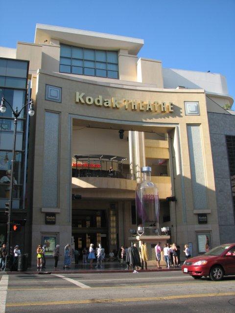 Kodak Theatre, Лос-Анджелес