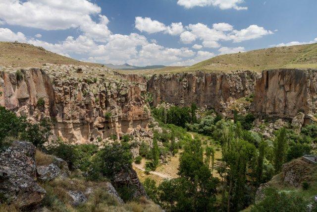 Ущелье Ихлара, Турция