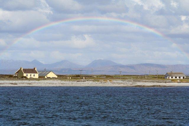 Инишмор, Аранские острова, Ирландия