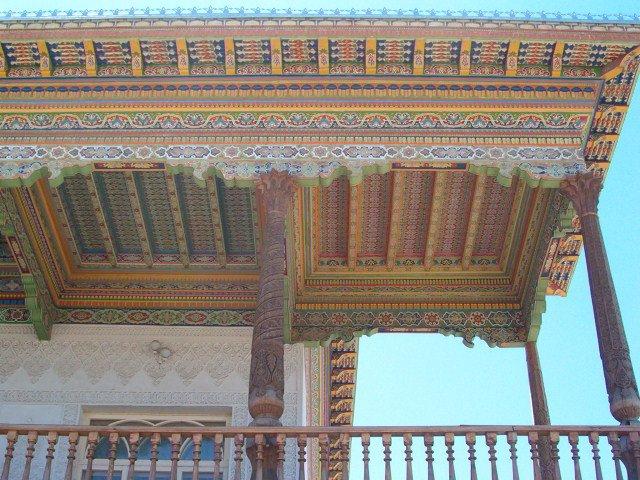 Дом в Исфаре, Таджикистан