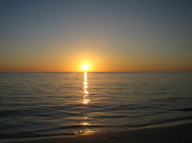Закат на Ямайке