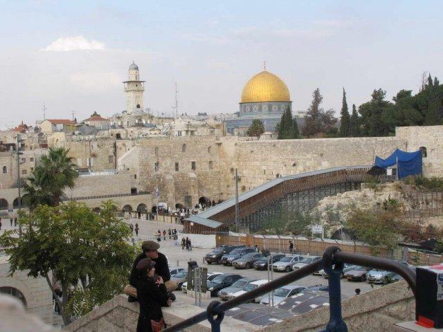 Старый город в Иерусалиме, Израиль