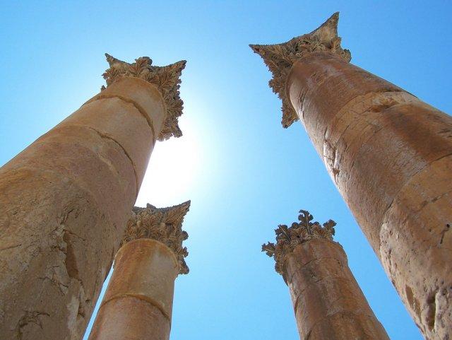 Джераш, Иордания