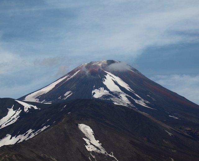 Вулкан, Камчатка