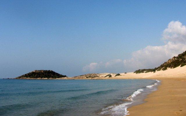 Полуостров Карпаз, Северный Кипр