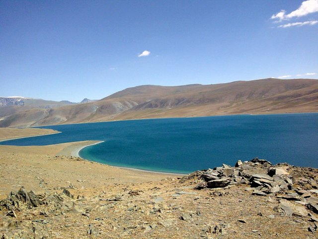Озеро Хар-Нуур, Монголия